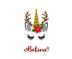 Last Trending Get all images christmas unicorn svg Viral f d da e b ac ed b Christmas Quotes, Christmas Svg, Christmas Printables, Christmas Shirts, Christmas Ornaments, Silhouette Vinyl, Silhouette Cameo Projects, Silhouette Machine, Silhouette Design