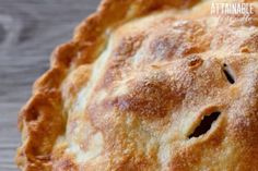 I've modified Grandma's best pie crust recipe a bit but it's still our go-to recipe for pie making. Instead of using Crisco, which has ingredients I'd like to avoid, I make this pie crust recipe with butter. Pumpkin pie, apple pie, lemon meringue pie -- this is the best pie crust recipe! #dessert #recipe #holiday Best Pie Crust Recipe, Pie Dough Recipe, Easy Pie Crust, Homemade Pie Crusts, Pie Crust Recipes, Apple Pie Recipes, Butter Recipe, Pastry Recipes, Egg Recipes