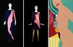 #Museumweek I dipinti che ispirano gli stilisti. L'ispirazione per il tuo #look dove nasce? #YvesSaintLaurent #inspirationMW #fashion #arteemoda #style #stylish #woman #arts #moda