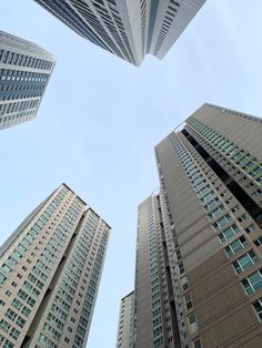 Busan, Skyscraper, Multi Story Building, Skyscrapers