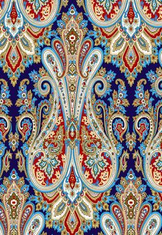 Traditional Pattern,Floral Design,Prints,Nation,Flowers,花型,印花图案 - FA_2vzi0uf