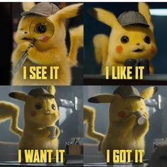 Oh, burger, you're cute. Pikachu Drawing, Pikachu Art, Pokemon Movies, All Pokemon, Pokemon Fusion, Pokemon Cards, Cute Pokemon Wallpaper, Cute Cartoon Wallpapers, Pikachu Memes
