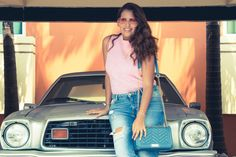 Estamos de regreso, venimos con nuevos proyectos y nuevos post - ESTILO CALIFORNIANO  #fashion #blogger #fashionblogger #streetstyle #streetphotography #style #sunglasses #beauty #vintage #ford #mustang #instafashion #photography #newpost #marlenealbarran #jorgeaguilerafoto #exoticcars