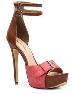 Michael Antonio Tamaya Platform Sandal on shopstyle.com