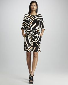 Printed Dress by Indikka at Neiman Marcus.