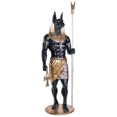 Anubis Statue Life size anubis statue