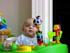 Funniest baby video EVER!!!