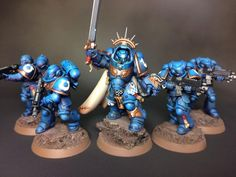 Warhammer 40k | Space Marines Ultramarines | http://wellofeternitypl.blogspot.com #warhammer #40k #40000 #wh40k #wh40000 #warhammer40k #gw #gamesworkshop #wellofeternity #miniatures #wargaming #hobby #tabletop