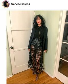 Ellis Ross is a STYLE QUEEN. Click above for 18 more fashion ideas from the actress.Tracee Ellis Ross is a STYLE QUEEN. Click above for 18 more fashion ideas from the actress. Chic Outfits, Fashion Outfits, Fashion Tips, Fashion Ideas, Formal Outfits, 90s Fashion, Korean Fashion, Popsugar, Tracee Ellis Ross