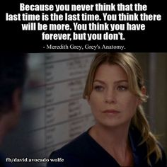 Grey's anatomy x