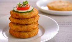 Receta vegetariana: filete de patata