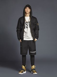 Mark (GOT7) - NBA (F/W '16)