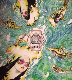 Casio G-Shock by Javier Medellin Puyou at Coroflot.com