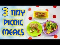 Recipe Creation: Mini Hamster Tacos! - YouTube
