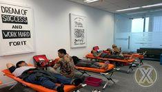 JULO Gelar Kegiatan Sosial Donor Darah Work Hard, Baby Strollers, Success, Children, Baby Prams, Young Children, Boys, Working Hard, Kids