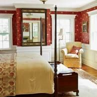 Master Bedroom- Moulding on Ceiling and around windows- Use this throughout the house?