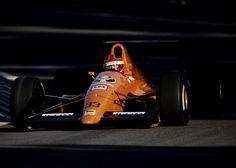1989 Oscar Larrauri - EuroBrun ER189