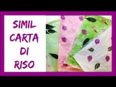 Decorare le tegole parte 2 - YouTube