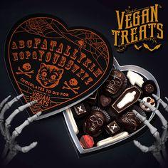 Vegan Treats Fatally Yours