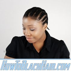 Watch the Cornrow French Braid DVD Technique on #YouTube ! http://www.youtube.com/watch?v=Y-0CA0HTY-k Subsribe for Free Hairtyle Updates! http://www.youtube.com/subscription_center?add_user=howtoblackhair #cornrow #cornrowbraids #cornrowbraid #scalpbraids #scalpbraid #frenchbraid #frenchbraids #hairstyle #hairtutorial #howtobraid #braiding #braidinghair #blackhair #shorthairdontcare #naturalhair #straightbraids #braidingmyhair #braidinghair #naturalhairstyle #braider