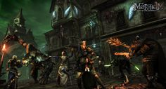 Mordheim: City of the Damned Xbox One and PS4 release date confirmed! It may have originally released on PC, but the video game adaptation of Games Workshop's classic will soon be arriving on Xbox One and PS4...and you won't have to wait very long at all. http://www.thexboxhub.com/mordheim-city-damned-xbox-one-ps4-release-date-confirmed/