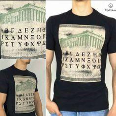 """T-shirt Tomahawk SG """"Partenon"""""""