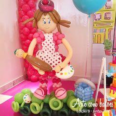 """Veja """"Você na revista"""" na www.revistaartecombaloes.com.br Mande sua decoração"""
