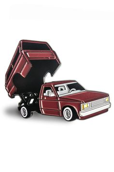 BENJIE | Mini truck: Burgundy