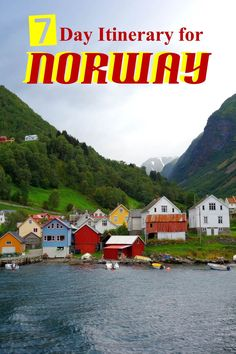 This 7 day itinerary is great for any first-time visit to Norway. You can pack a lot into a week's vacation time. This itinerary shows you how to see Noway's cosmopolitan capital and some of its charming towns and village while taking in the breathtaking fjords.