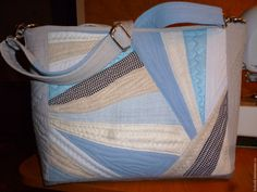 """Купить Сумка женская светлая в лоскутном стиле """"крейзи"""" - сумка женская, сумка…"""