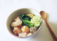 Resep kuah bakso rumahan Instagram Cooking Tips, Cooking Recipes, Good Food, Yummy Food, Malaysian Food, Miso Soup, Indonesian Food, Garlic, Recipies