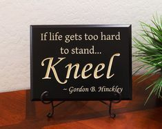 Decorative Carved Wood Sign with quote If by TimberCreekDesign, $42.99