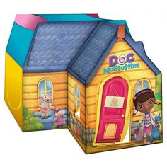 Disney Doc McStuffins Deluxe Cottage