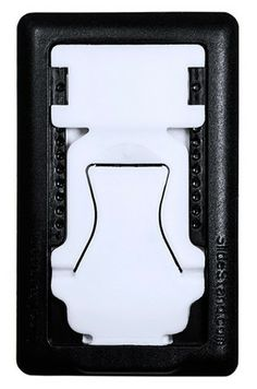 SlideStand Stand for Smartphones - White Smartphone, Black And White, Products, Black White, Blanco Y Negro, Black N White