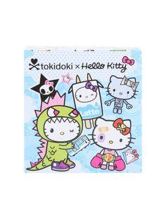 Tokidoki x Hello Kitty Series 1 Blind Box Figure | Hot Topic