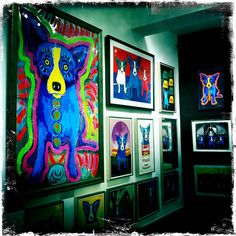 Blue Dog Gallery - George Rodrigue