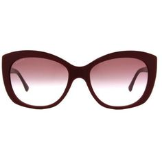 Burberry BE4164 Women's Sunglasses ($239) ❤ liked on Polyvore featuring accessories, eyewear, sunglasses, burgundy, acetate sunglasses, burberry, burberry sunglasses, burberry glasses and burberry eyewear