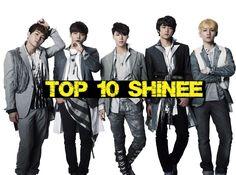 K-VILLE'S [TOP 10] SHINee SONGS!