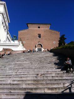 Basilica di Santa Maria in Ara Coeli in Roma, Lazio