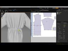 An MD Test with Real Sewing Patterns - YouTube