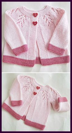 Best 12 Entrelac knitting looks scary, but trust me, you can handle it! Here are some tips to help y… Best 12 Entrelac knitting looks scary, but trust me, you can handle it! Here are some tips to help y… Knitting Baby Girl, Baby Cardigan Knitting Pattern Free, Kids Knitting Patterns, Baby Sweater Patterns, Knitted Baby Cardigan, Knitted Baby Clothes, Knitting Designs, Free Knitting, Dress Patterns
