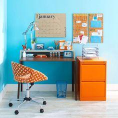 Mi escritorio!