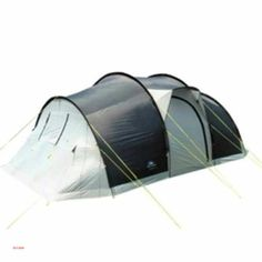 A great 6 berth vis-a-vis tunnel tent from SunnCamp. 3 two berth bedrooms, a large living area and front door which can double up as a sun canopy in warmer weather. Down from 249.99 to 189.99 at United British Caravans, while stocks last