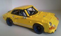 Lego Singer Porsche 911