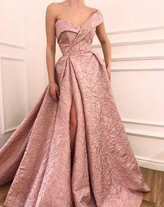 Raffia Cream TMD Gown
