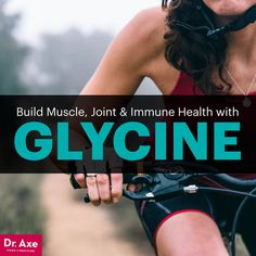 Glycine: The Muscle-Building, Brain-Boosting Amino Acid that Benefits the Entire Body Anti Aging Supplements, Supplements For Women, Weight Loss Supplements, Gain Weight Fast, Natural Sleep Aids, Dr Axe, Health Articles, Nutrition Articles, Bone Health