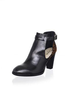 Candela Women's Gala Boot (Leopard/Black)