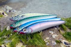 Strategic Angler Custom Lures / Standard patterns