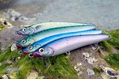 Strategic Angler Custom Lures / Standard patterns