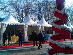Decorre até ao próximo Domingo dia 11 a Feira dos Doces e Chocolates no Campo do Trasladário Arcos de